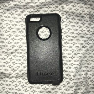 iphone 6/6s black otterbox case